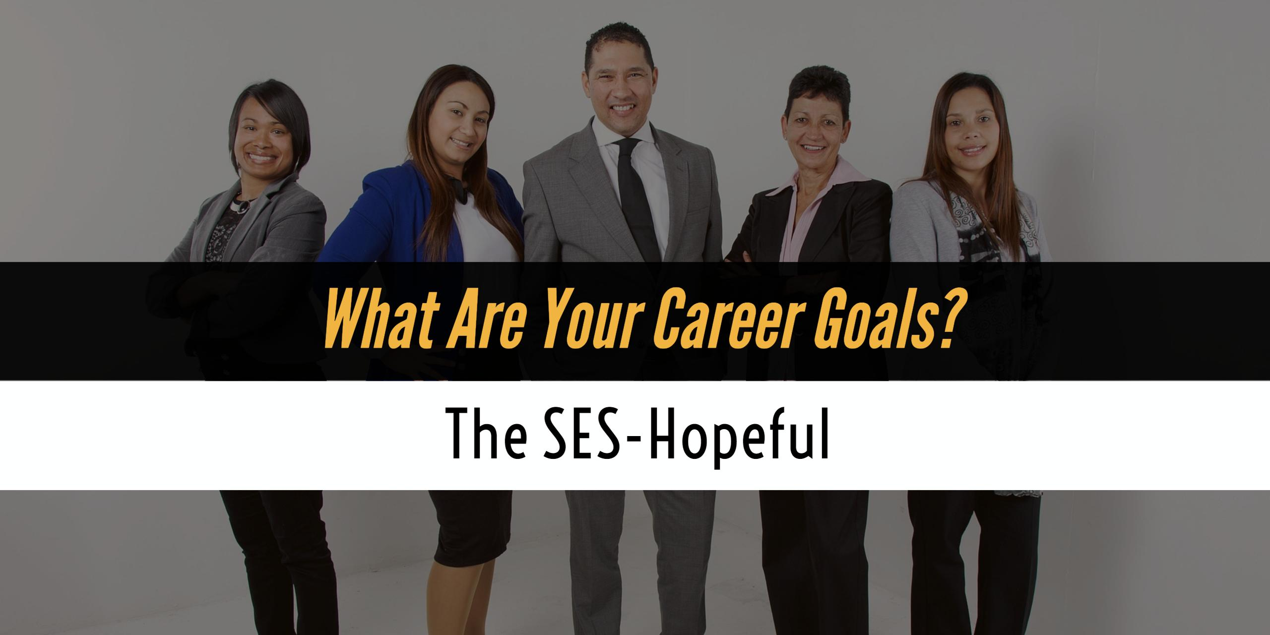 how to answer what are your long term career goals
