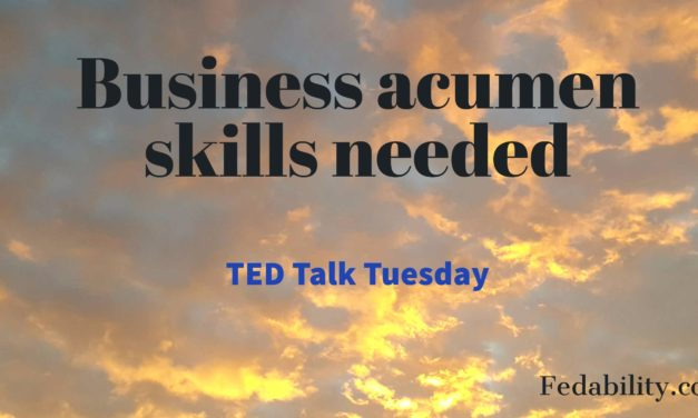 Missing business acumen is a career killer