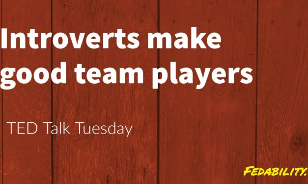 Can introverts to be a team player? Yes, but not the teams you're thinking of…