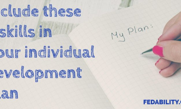 Professional development goals: Include these 3 skills in your individual development plan