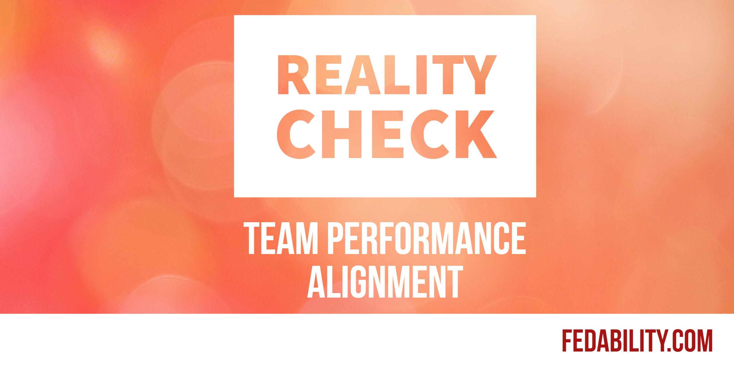 team performance Assessing teams improves goal attainment, enriches relationships, and enhances performance both team performance and team learning should be assessed performance assessments measure success, help correct behaviors, and motivate performance improvements.