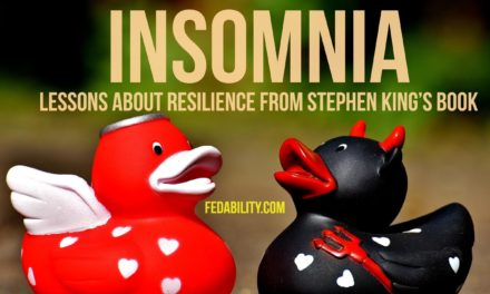 Insomnia: Lessons about resilience from Stephen King's book