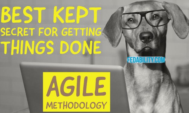 Best kept secret for getting stuff done: The Agile methodology