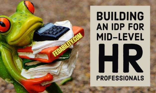 Self development for mid-level HR professionals: 4 skills needed in your IDP